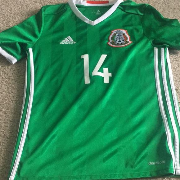 big sale ca349 20a26 Adidas Mexico jersey